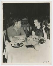 CHARLES LAUGHTON, ELSA LANCHESTER original candid photo 1935