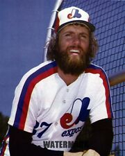 1980's Montreal Expos Bill Spaceman Lee Color 8 X 10 Photo Picture