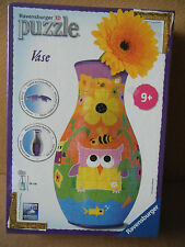 "Ravensburger 3D puzzle ""VASE"". 216 plastic pieces. Brand new and sealed."