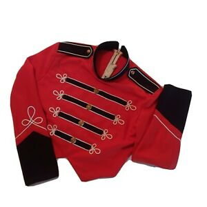 Vintage Marching Band Jacket