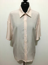 LUISA SPAGNOLI Women's Shirt Blouse Jersey Woman Shirt Sz. XL - 48
