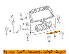 Lexus TOYOTA OEM 10-14 GX460 Back Door-Door Check 686500W012