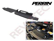 Black Perrin Radiator Shroud For 2008-2014 WRX STi 2008-2011 Impreza