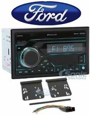 Planet Audio Digital Media In-dash Receiver + Remote For 2001-2005 Ford Explorer