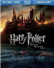 Harry Potter and the Deathly Hallows Part 2 Exclusive 4-Disc Blu-ray BRAND NEW!