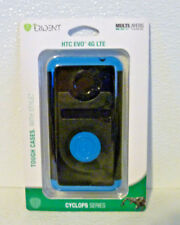 HTC Evo 4g LTE Case Only By Trident Cyclops Blue NEW in Package