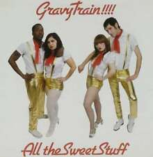 New: GRAVY TRAIN!!!! (Ft. Hunx) - All the Sweet Stuff CD (LGBTQ Electroclash)
