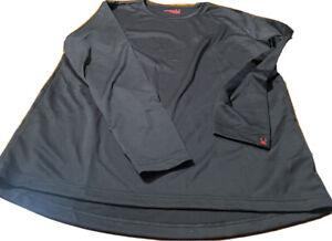 Spyder Mens Black & Red Long Sleeve! XL