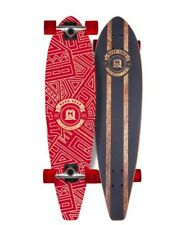 LONGBOARD Skateboard COMPLETE 9 in x 36 in, Ages 5+, 62mm Wheels, Perfect Gift
