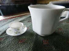 CROWN STAFFORDSHIRE MINIATURE TEA CUP