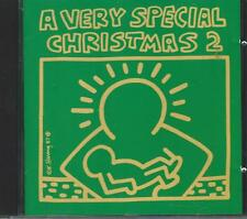 VARIOUS ARTISTS - A Very Special Christmas, Vol. 2 - CD - 19 Tracks -  BMG Issue