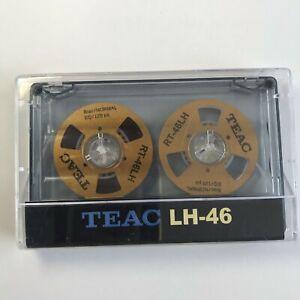Teac Audio Tape Gold handmade Reel to Reel Cassette Cassettes Tapes