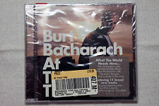 Burt Bacharach At This Time New Factory Sealed CD 2005 Columbia Records