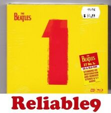 Beatles - 1 CD+Bluray Digipak Sealed All regions- 2015 Universal - Made in Italy