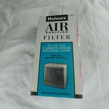 Holmes Air Purifier Filter 2 Carbon Odor Replacement Filters New in package