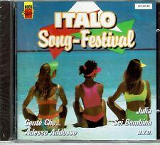 Italo Song-Festival  Delia Gualterio-Pino Panduri y Otros BRAND  NEW SEALED  CD