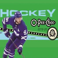 2019-20 O-pee-chee OPC hockey U Pick From List TEAM SETS NO ROOKIES OR SP CARDS