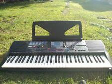 Yamaha Portatone PSR-230 PSR-220 digital keyboard piano with power lead