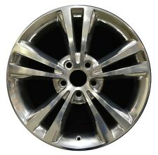 "18"" Lincoln MKZ 2010 2011 2012 Factory OEM Rim Wheel 3806 Full Polish"