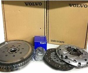 FOR VOLVO CLUTCH KIT DUAL MASS FLYWHEEL CONTROL CYLINDER D5 S60/S80/XC90/XC