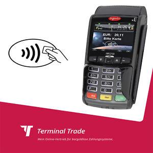 Mobiles EC Cash Kartenlesegerät Gerät Ingenico iWL 250 GPRS mobil günstig mieten
