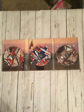 The Civil War Collectors Edition Tin Blood And Honor Dvd's Three Disc Set