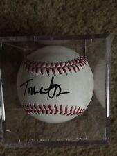 Tom Watson Signed Major League Baseball JSA Letter Golf Hall Of Fame Autograph