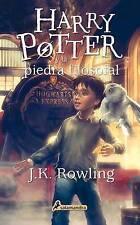 Harry Potter y La Piedra Filosofal by J K Rowling (Paperback / softback, 2015)