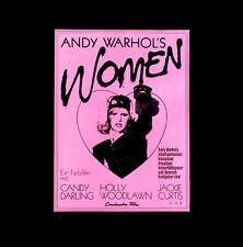 Andy Warhols Women ORIGINAL Kino-Dia /Film-Dia / Diacolor/ Warhol  Candy Darling