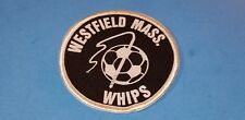Westfield Massachusetts Whips Soccer Patch