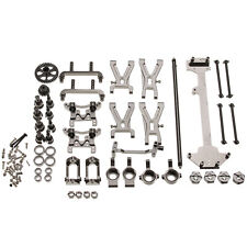 WLtoys 1/18 A949 A959 A969 A979 K929 Upgraded Metal Parts Kit Color Gray [NEW]
