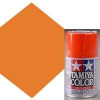 Tamiya TS-12 Orange Lacquer Spray Paint 3 oz