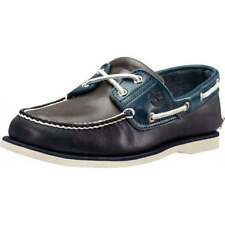 Chaussures habillées bleus Timberland pour homme