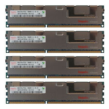32GB Kit 4X 8GB DELL POWEREDGE C2100 C6100 M610 M710 R410 M420 R515 MEMORY Ram