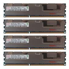 32GB Kit 4X 8GB DELL POWEREDGE C2100 C6100 M610 M710 R410 M420 R515 MEMORY Ram