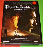 POZOS DE AMBICION / THERE WILL BE BLOOD -DVD R2- English Español - Precintada