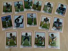 Buffalo Bills 1980 Bells Team Set of 20 cards  NM/Mt  NICE!!!