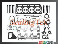 Fit 98-03 GM 2200 OHV Engine Cylinder Head Gasket Set + Bolts Kit LN2 L43 Vortec