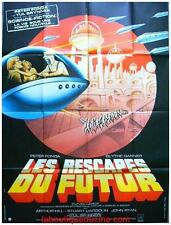 LES RESCAPES DU FUTUR Futureworld Affiche Cinéma / Movie Poster PETER FONDA