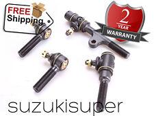 4pc FZJ78 HZJ78  Steering Tie Rod End Kit Toyota Landcruiser Set