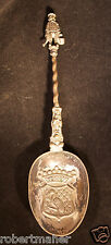 Dutch? Antique Silver Spoon Marked BG 1737 MAKE ME AN OFFER!!!