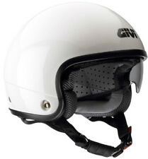 Casco helmet capacete helm demijet x05 visiera parasole a scomparsa taglia S