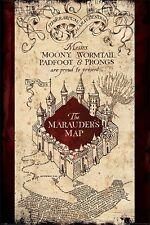HARRY POTTER (THE MARAUDERS MAP) - Maxi Poster 61cm x 91.5cm PP33921 - 593