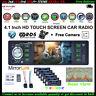 "4.1"" 1 Din RDS AM FM Touch Screen Autoradio SD Bluetooth Lettore MP5 +Fotocamera"