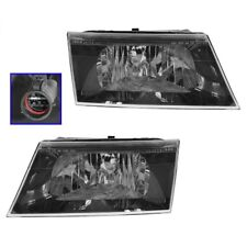 MERCURY MARAUDER 2003 2004 2005 2006 HEADLIGHTS HEAD LIGHTS LAMPS PAIR W/BULBS
