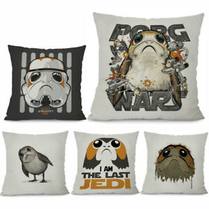 Movie Star Wars Series Cushion Cover Animals Bird Pillow Cover Ramadan decoratio