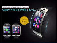 Q18 Bluetooth Smart Watch Android Sports Facebook ,WhatsApp ,Samsung ,iPhone