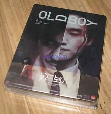 OLD BOY / OLDBOY / PLAIN ARCHIVE / STEEL BOOK QUARTER SLIP BLU-RAY LIMITED ED