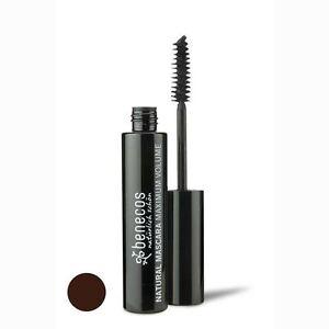 Benecos Natural Mascara Maximum Volume Smooth Brown 8ml