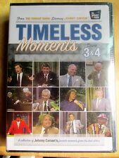 TIMELESS MOMENTS DVD - Starring Johnny Carson